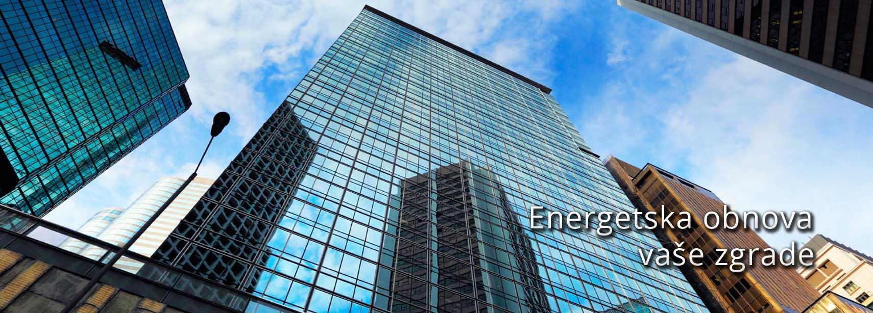 Energetska obnova zgrade